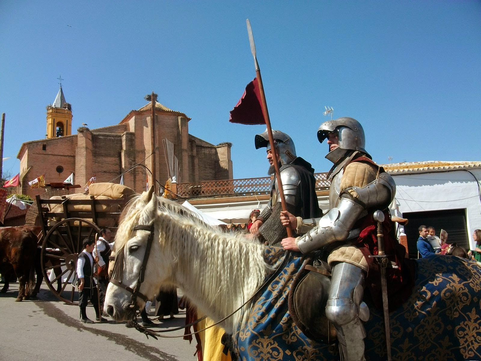 Mercado medieval gratis