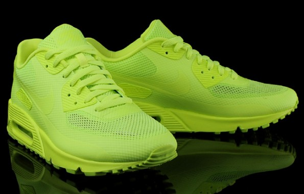 Nike Air Max 90 Hyperfuse Volt Blue