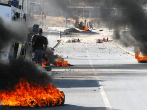 Violence in De Doorns, Western Cape