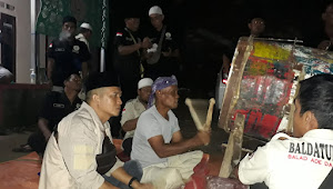Lomba Tabuh Bedug, Semarakan Hari Raya Idul Fitri Ala Baldatun Center