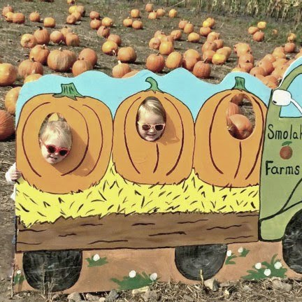 New England Fall Events - Smolak Farm Pumpkin Kids North Andover MA