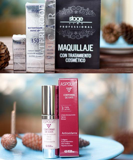 Maquillaje con tratamiento makeup