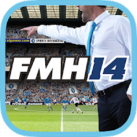Football Manager Handheld 2014 game apk