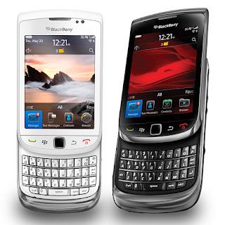 Blackberry Torch 9800, Spesifikasi Dan Harga Terbaru