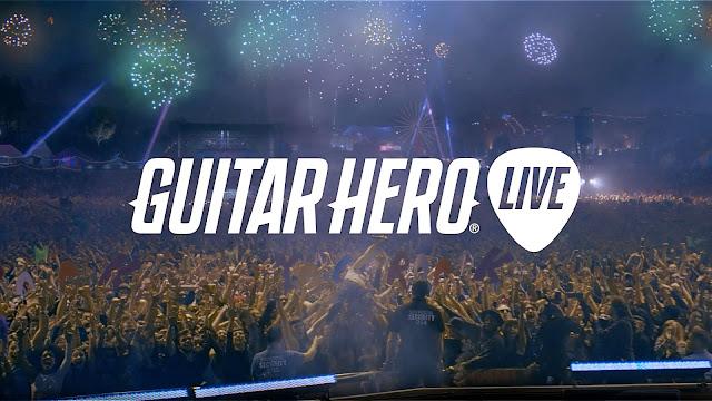 Guitar Hero Live, la liste complète des titres dévoilée.