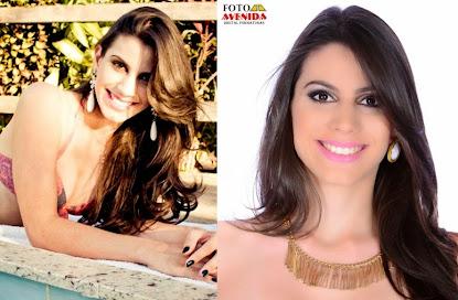 """""""Já fui vítima de assédio em concursos"""", desabafa Miss Continente Rondônia 2015"""