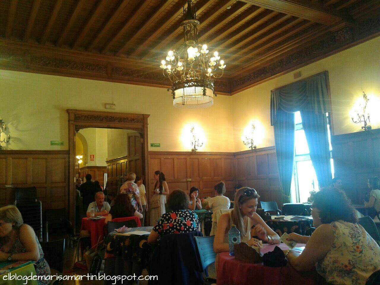 Consultas en 21 salon internacional del esoterismo y las terapias naturales