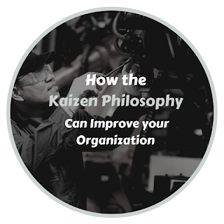 how the kaizen philosophy can improve your organization