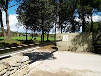 Camí d'entrada a la Casanova de la Font