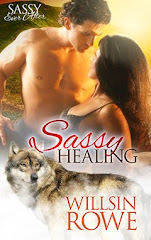 Sassy Healing<br>Willsin Rowe