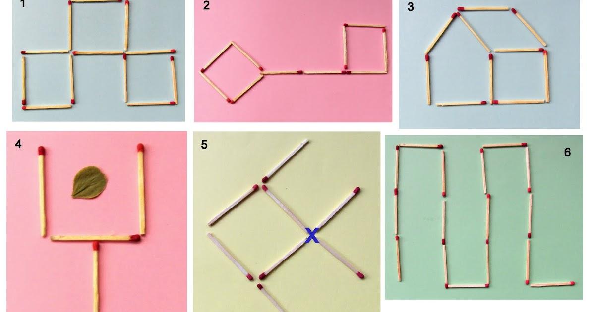 Как сделать из 4 квадратов 5