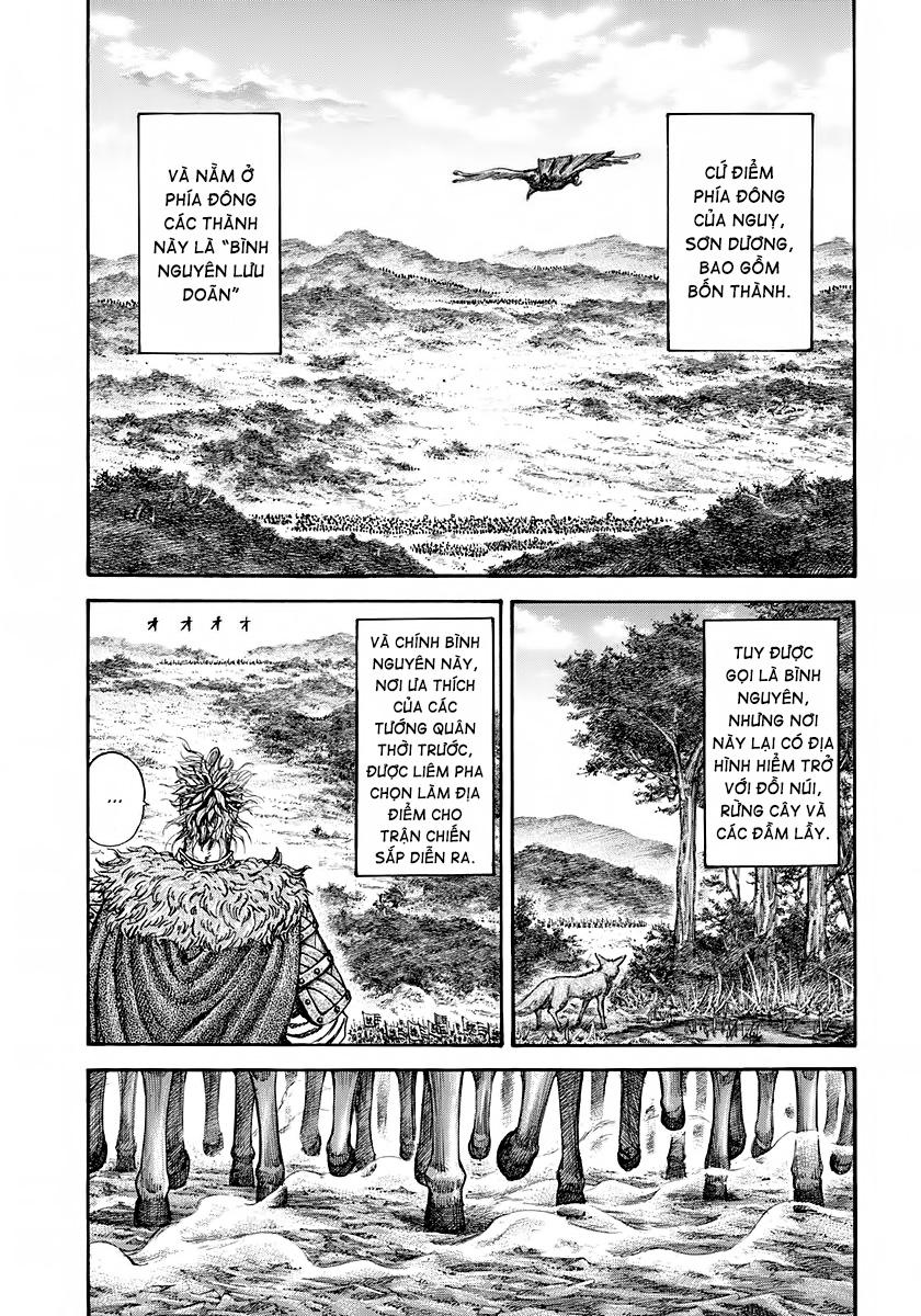 Kingdom – Vương Giả Thiên Hạ (Tổng Hợp) chap 203 page 4 - IZTruyenTranh.com