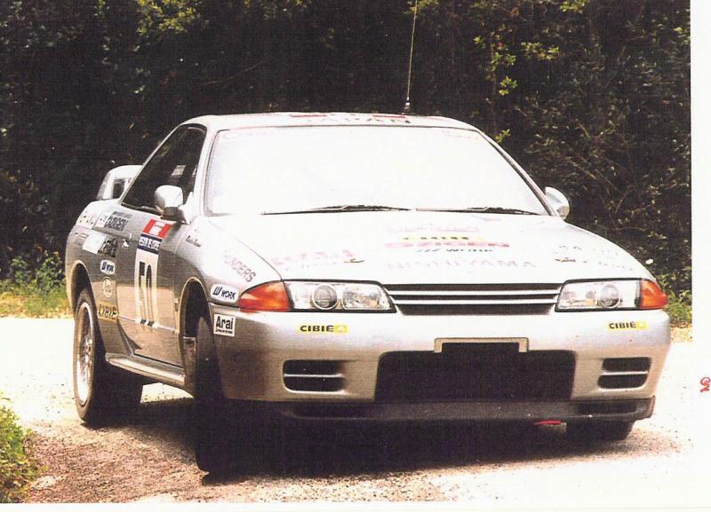 Nissan Skyline R32, GT-R, rajdy, wyścigi, Tour de Corse, 1990, 日産 スカイライン, ラリー, ツール・ド・コルス, rajdowe samochody, japońskie, motoryzacja