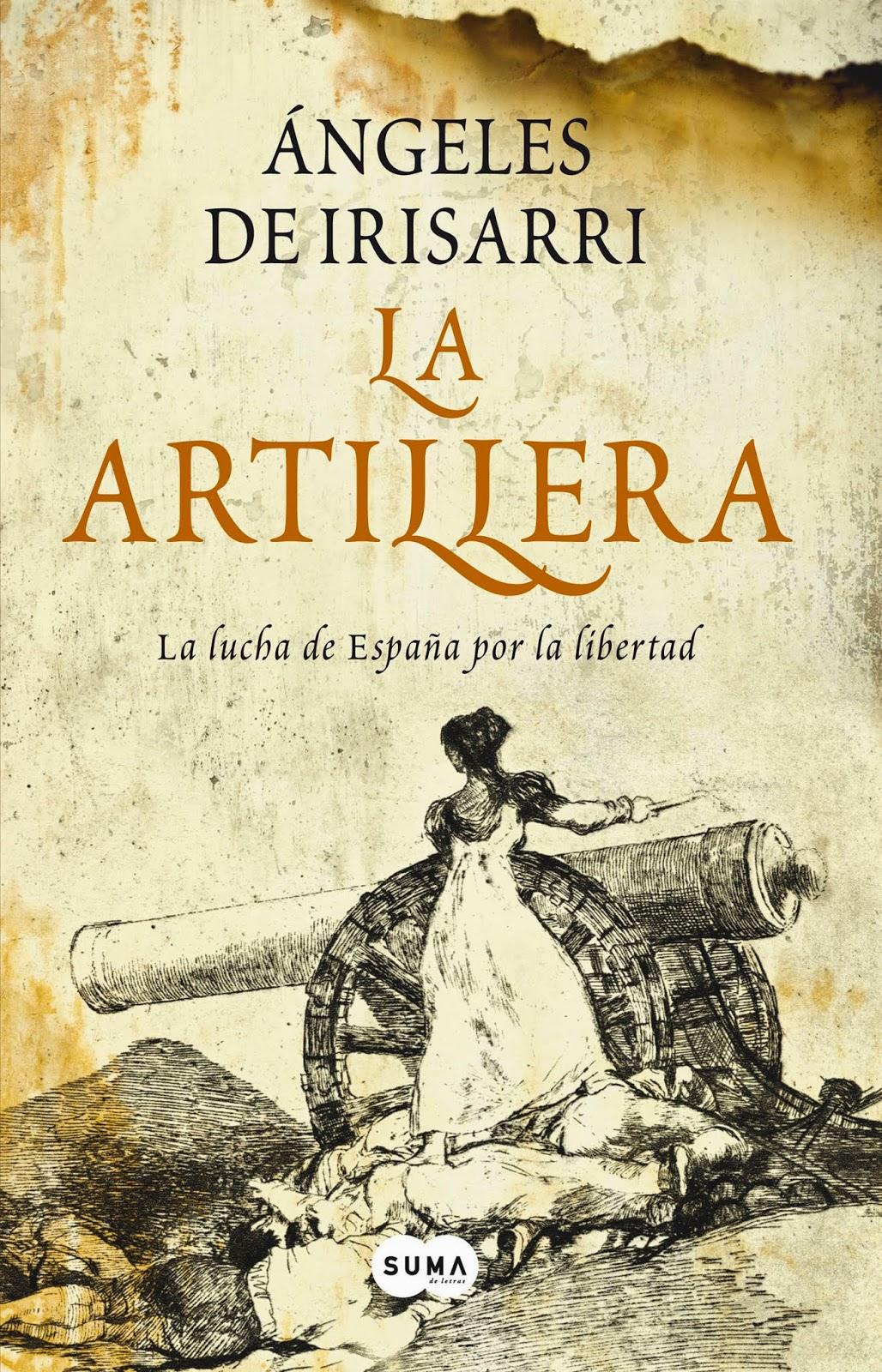La artillera - Ángeles de Irisarri (2008)