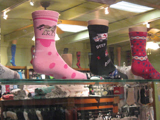 Best Socks and Wine Jelly Found in Carmel &amp; Monterey CA