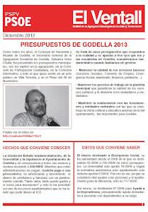 EL VENTALL DESEMBRE 2012