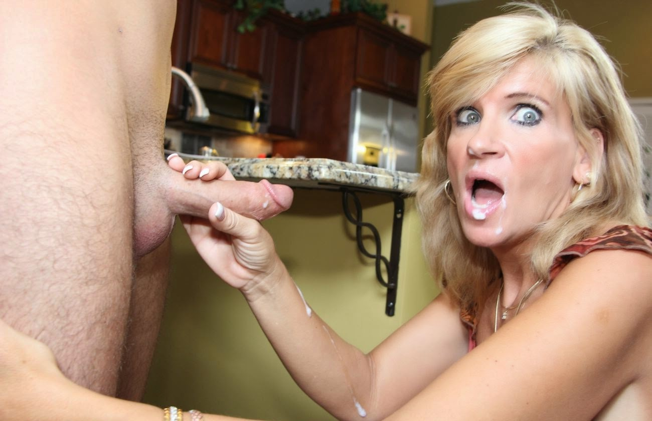 mom and son cum
