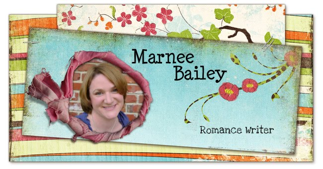 Marnee Bailey, Romance Writer