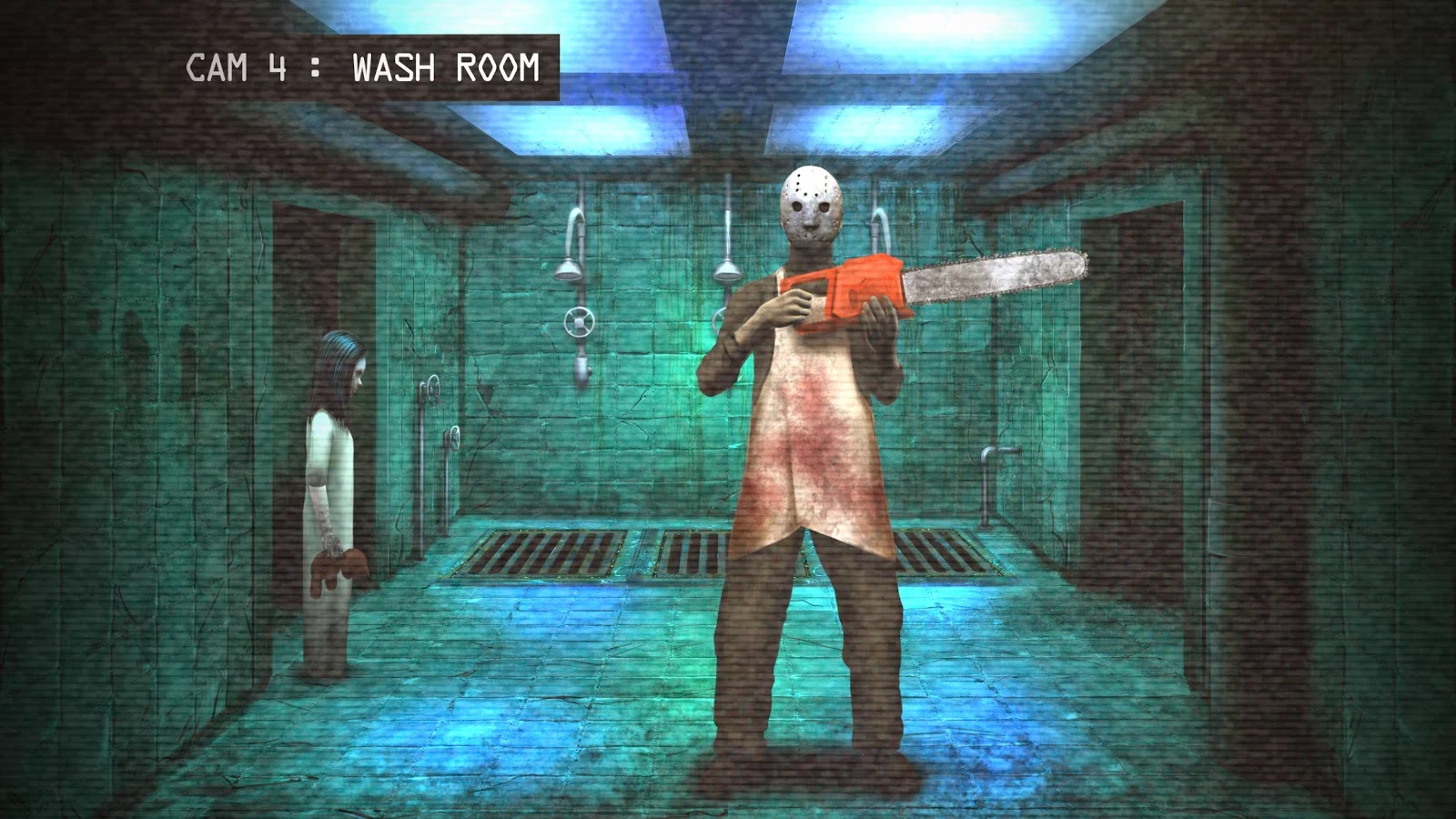 Five Nights at the Asylum v1.3 + Mod