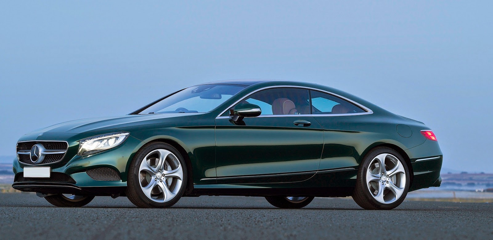 Uk pricing released for mercedes benz s class coupe car for Mercedes benz s class coupe price