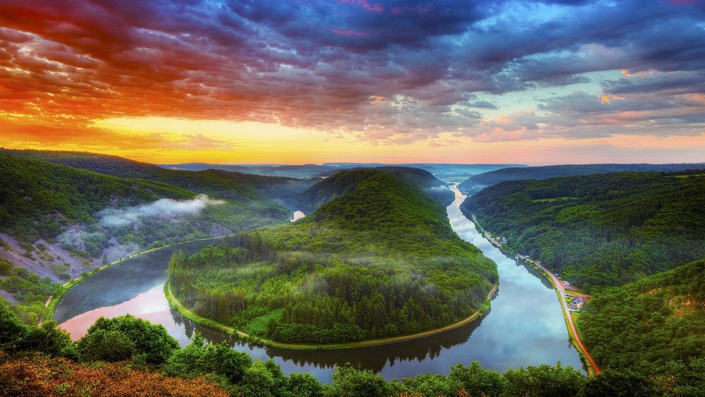 El Kapricho-Animal: El paisaje mas bonito del mundo!