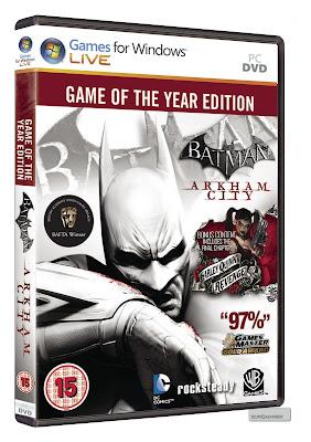 Batman Arkham City Free Download For Pc Full Version