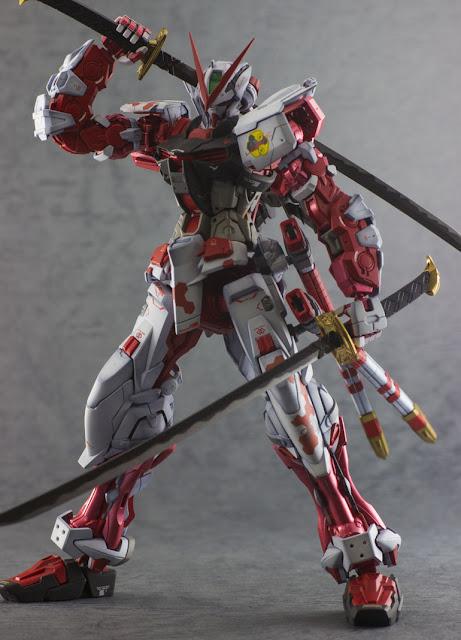 Bandai Gundam Century Astray Red Frame