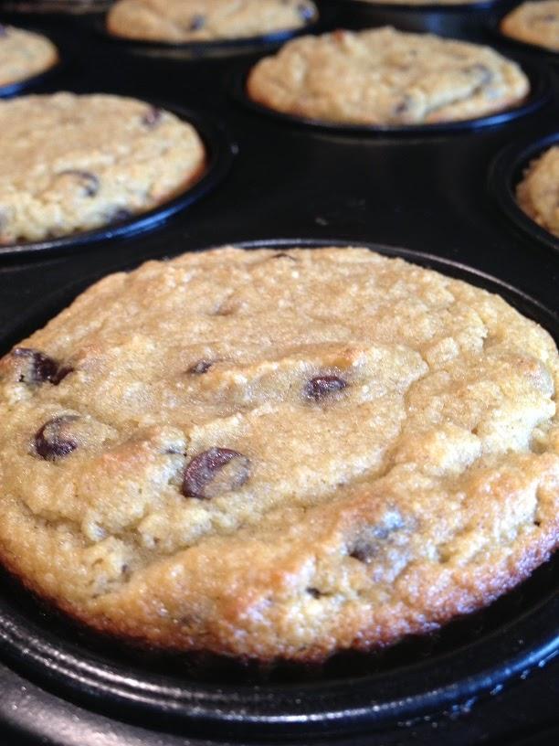 Janine's Real Food Recipes: Grain Free Banana Muffins