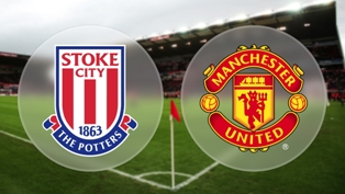 Stoke City vs Man United