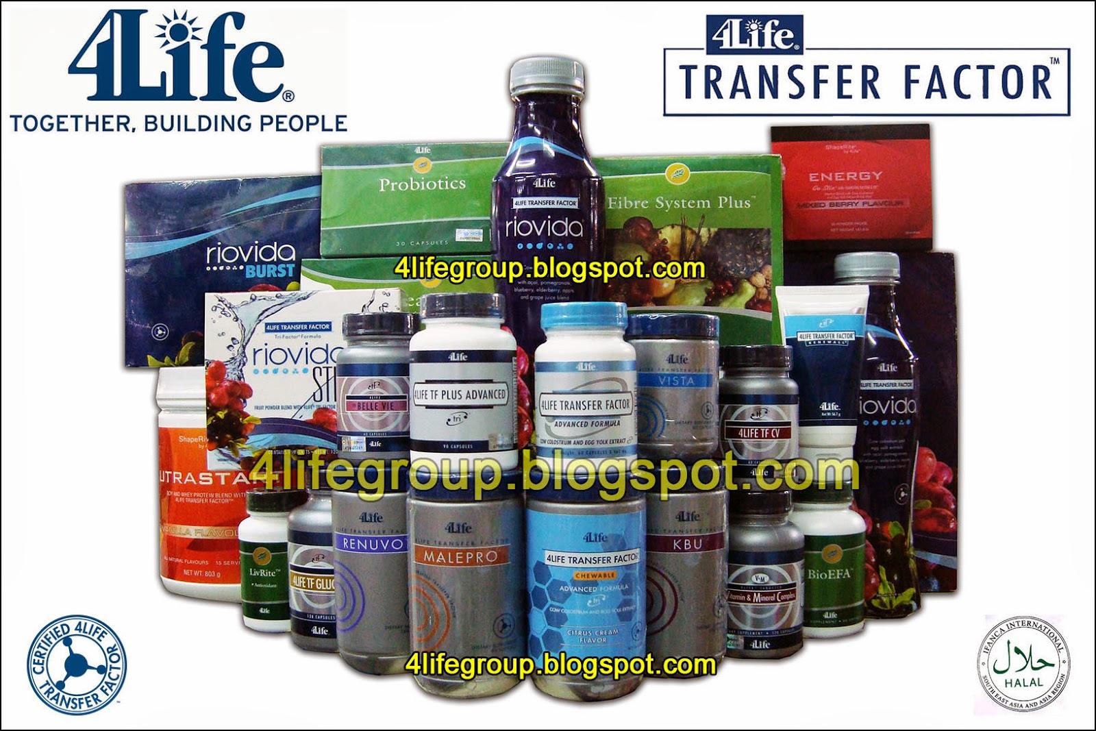 foto Produk 4Life Transfer Factor