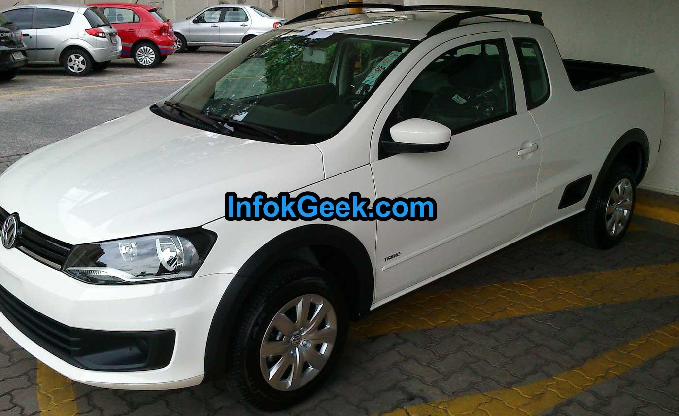 Se lanza oficialmente Volkswagen Saveiro 2013 en Argentina