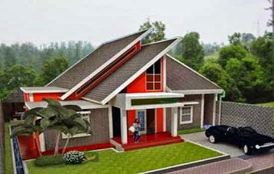 ... Desain Atap Teras Rumah Minimalis Konsep Modern Sederhana Dan Mewah