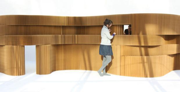 interior relooking arredi di cartone pro e contro