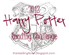 2012 Harry Potter Reading Challenge button