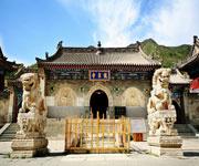 mount wutai heitahe temples