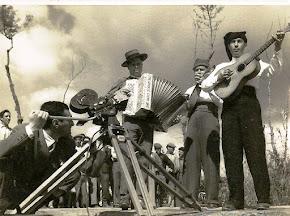 A. Rufino, L. Gonçalves e J. Gonçalves
