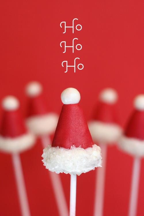 Images Of Christmas Cake Balls : The Savvy Girl s Guide: Christmas Cake Pops Tutorial