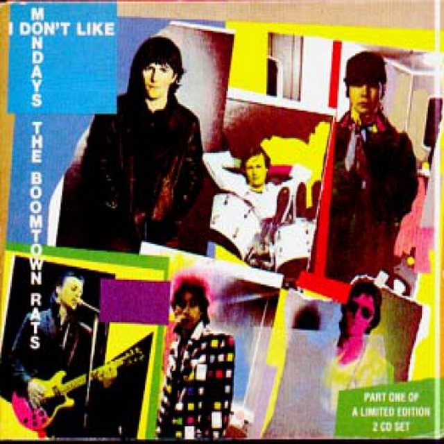 I don't like mondays. The boomtown rats