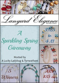 tomakerandihappy A Sparkling Spring Giveaway! (March 25th   April 11th)
