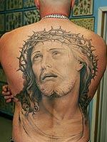 Fotos de Tatuagens de Jesus Cristo