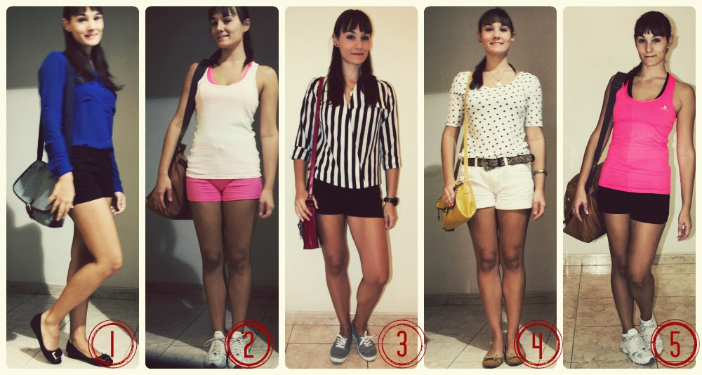 diary outfits, look otoño, azul klein, bershka, primark, oriflame, HyM, stradivarius, CyA, kappa, Zara, misako, look gym,