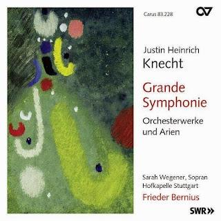 Justin Heinrich Knecht - Grande symphonie
