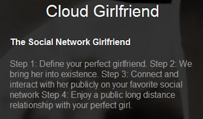 Cloud Girlfriend