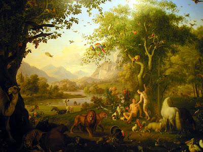 Arte y medios de comunicacion pairi daeza y el jardin del for El jardin del eden