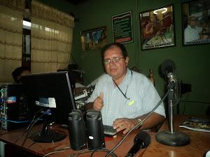 """Informativo """"La Voz"""" de 7a 9 A.M. con el periodista Alberto Pintado"""