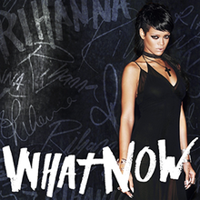 zebraranol présente What Now de Rihanna