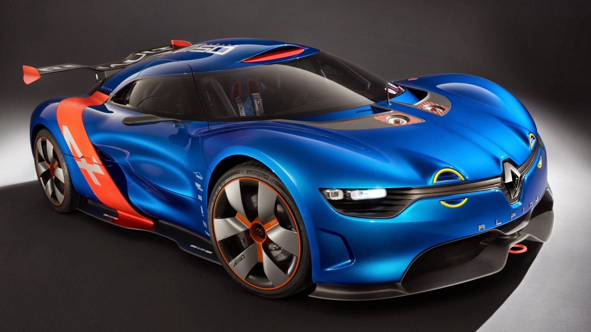renault alpine a110 50 concept car fondos de pantalla hd wallpapers hd. Black Bedroom Furniture Sets. Home Design Ideas