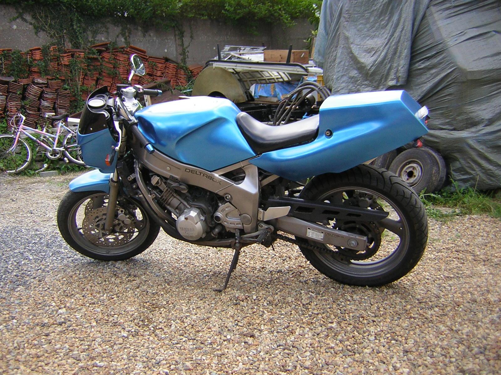 Yamaha  Annee  Cafe Racer