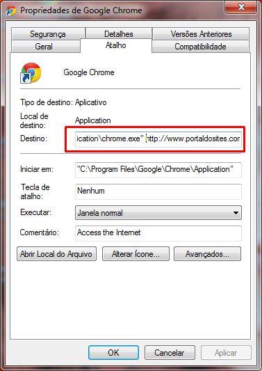 Removendo Site Portal do Sites