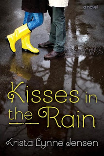 Heidi Reads... Kisses in the Rain by Krista Lynne Jensen